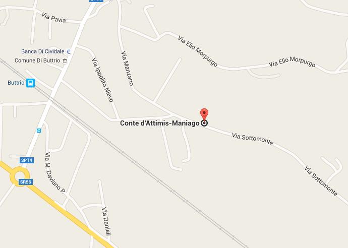 Conte D'Attimis Maniago - Via Sottomonte, 21 - Buttrio (UD), Italy